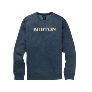 Bluza Burton Oak Crew Dress Blue /2020