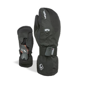 Rękawice Level JR Fly Mitt Black /2020