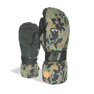 Rękawice Level JR Fly Mitt Camo /2020