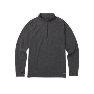 Bielizna Burton Expedition 1/4 Zip Black /2019