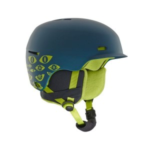 Kask Anon JR Flash Eye Dark Blue /2019