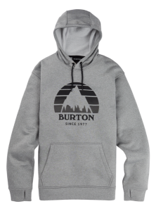 Bluza Burton Oak PO Gray Heather /2021