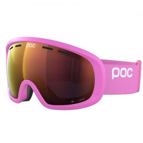 Gogle POC Fovea Mid Clarity Pink Orange /2020-102668